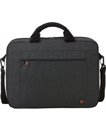 Case Logic Era EERAA 14'' szara torba do laptopa 15.6''   1 komora   poliester   odpinany pasek na ramię   szara