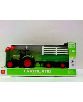gazelo Traktor z przyczepą św/dźw G109715