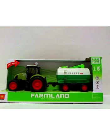 gazelo Traktor z beczkowozem św/dźw G109708
