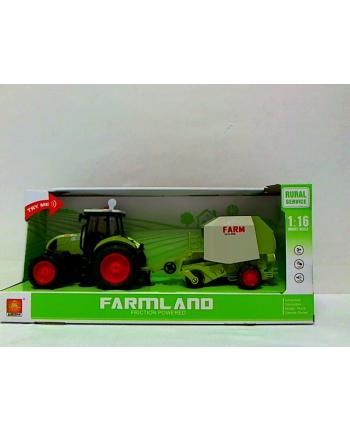 gazelo Traktor z prasą do balotów św/dźw G109719