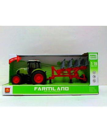 gazelo Traktor z maszyną św/dźw G109710