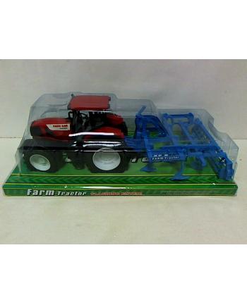 gazelo Traktor z maszyną rolniczą G025868