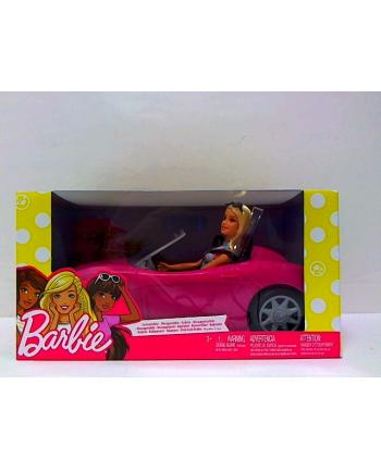 mattel Barbie lalka w  kabriolecie FPR57 /2