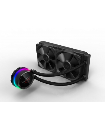 asus Chłodzenie ROG Ryuo 240 AURA Sync RGB, OLED, Liquid, 120mm