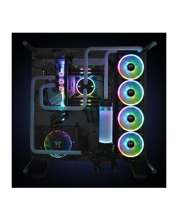 thermaltake Wentylator Riing Trio 12 LED RGB Plus TT Premium (3x120mm, 500-1400 RPM)