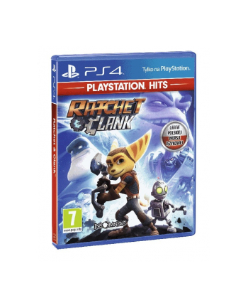 sony Gra PS4 Ratchet and Clank HITS