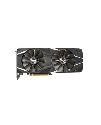 asus Karta graficzna GeForce RTX 2080 TI DUAL 11GB GDDR6 352bit HDMI/3DP/USB-c