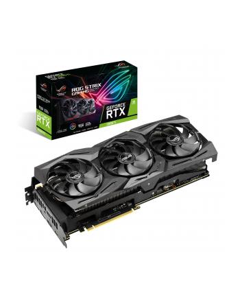 asus Karta graficzna GeForce RTX 2080 Ti ROG STRIX 11Gb GDDR6 352bit 2DP/2HDMI/USB-c