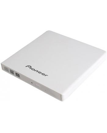 pioneer Napęd optyczny zewnętrzny DVD DVR XU 01TW USB Biały
