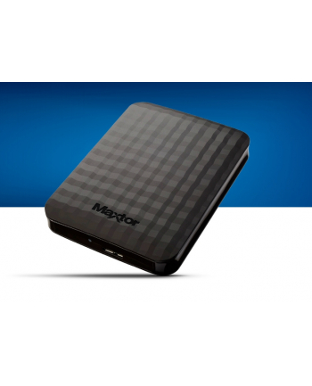 "MAXTOR M3 2TB PORTABLE HDD 2000 GB, 6.35 cm (2.5"" ) , 1 x USB 3.0, 5 Gb/s, 82 x 112 x 17.5 mm"