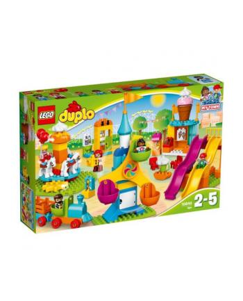 LEGO 10840 DUPLO Duże wesołe miasteczko p3