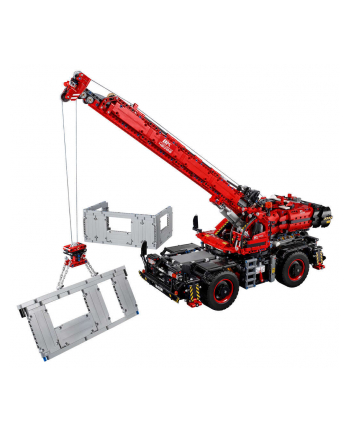 LEGO 42082 TECHNIC Dźwig p2