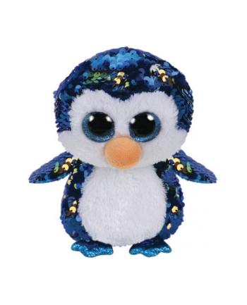 ty inc. TY BOOS Flippables PAYTON - pingwin cekinowy 24cm 36434 TY