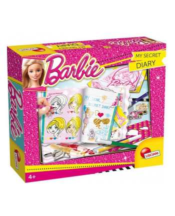 liscianigiochi Pamiętnik Barbie Mój sekretny pamiętnik