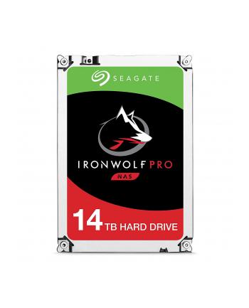 seagate Dysk IronWolf Pro 14 TB 3,5 ST14000NE0008