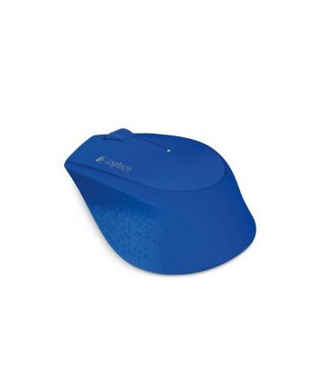 logitech Mysz bezprzewodowa M280  910-004290 niebieska