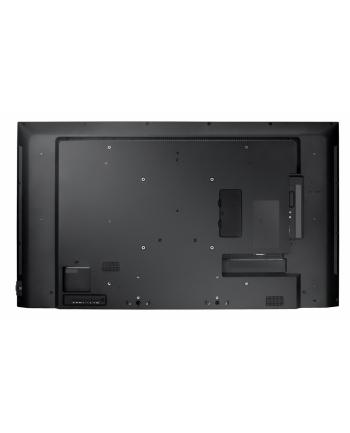 ag neovo Monitor QM-86 Czarny 85,6 cali