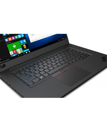 lenovo Notebook ThinkPad P1 20MD0007PB W10Pro i7-8750H/16GB/1TB/P1000 4GB/15.6 UHD/Touch/3YRS OS