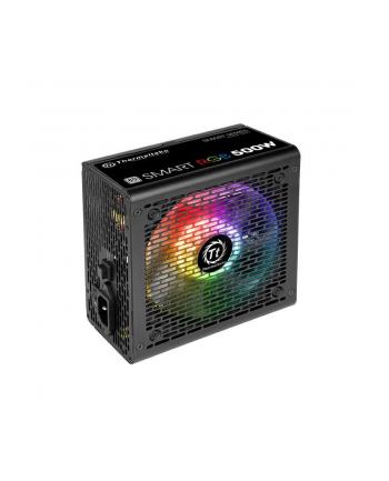 thermaltake Zasilacz Smart BX1 RGB 550W (80+ Bronze 230V EU, 2xPEG, 120mm, Single Rail