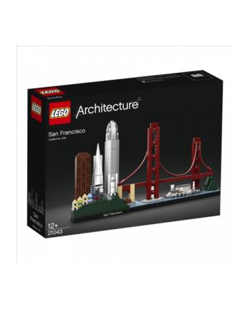 LEGO 21043 ARCHITECTURE San Francisco p.6