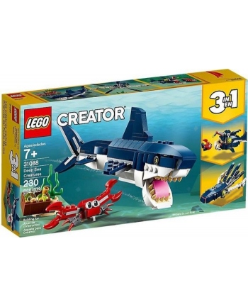 LEGO 31088 CREATOR Morskie stworzenia p.6
