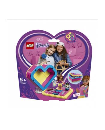 LEGO 41357 FRIENDS Pudełko w kształcie serca Olivii p.4
