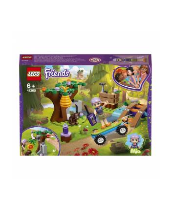 LEGO 41363 FRIENDS Leśna przygoda Mii p.8