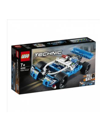 LEGO 42091 TECHNIC Policyjny pościg p.6