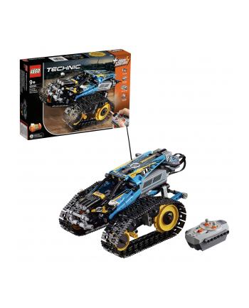 LEGO 42095 TECHNIC Sterowana wyścigówka kaskaderska p.3
