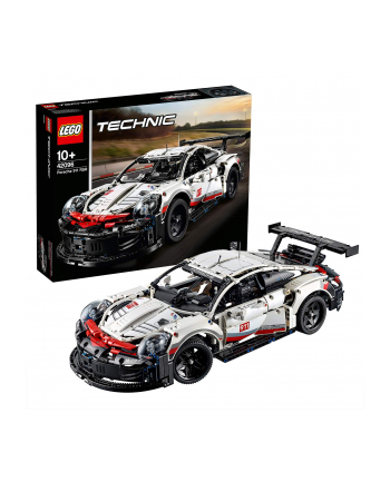 LEGO 42096 TECHNIC Preliminary GT Race Car p.3