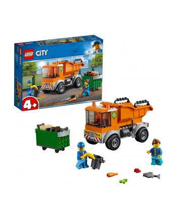 LEGO 60220 CITY Śmieciarka p.6