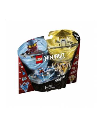 LEGO 70663 NINJAGO Spinjitzu Nya & Wu p.6