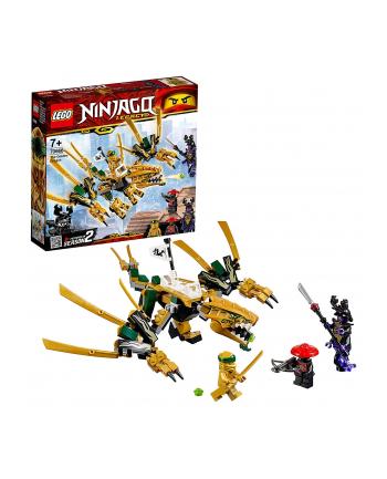 LEGO 70666 NINJAGO Złoty Smok p.6