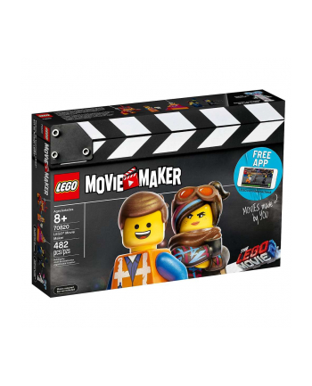LEGO 70820 MOVIE Movie Maker