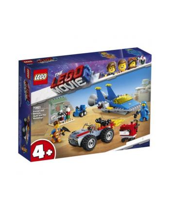 LEGO 70821 MOVIE Warsztat Emmeta i Benka p.6