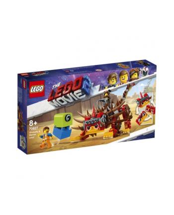 LEGO 70827 MOVIE UltraKocia i Lucy Wojowniczka p.3