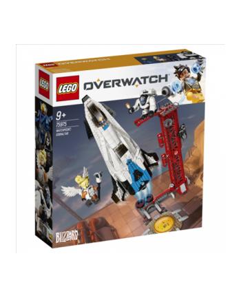 LEGO 75975 OVERWATCH Posterunek: Gibraltar p.3