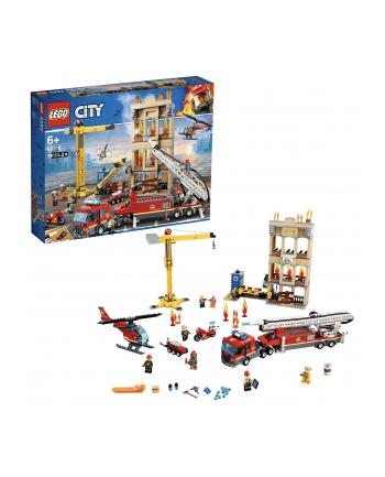 LEGO 60216 CITY Straż pożarna w śródmieściu p.3
