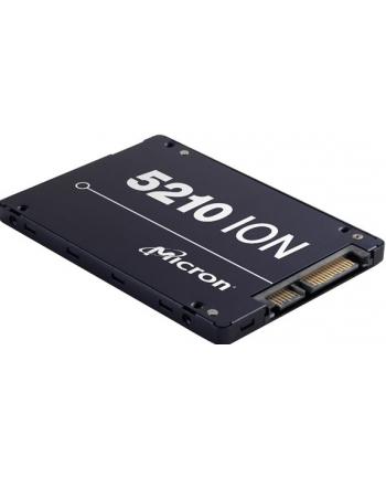 micron Dysk SSD 5210 1920GB SATA 2.5 TCG Disabled