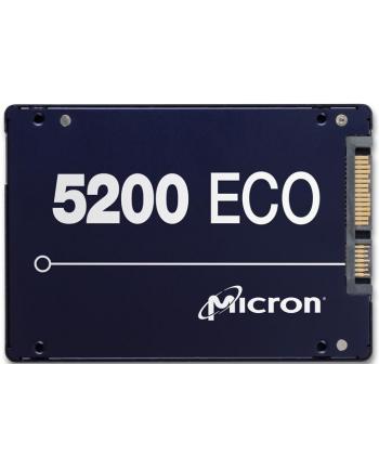 micron Dysk SSD 5200 ECO 1.92TB SATA 2,5 TCG Enabled