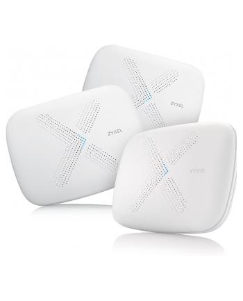 zyxel Punkt dostępu WSQ50-EU0301F Multy X WiFi 3 sztuki AC3000 WiFi Tri-Band