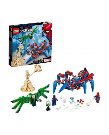 LEGO 76114 SUPER HEROES Mechaniczny pająk Spider-Mana p6
