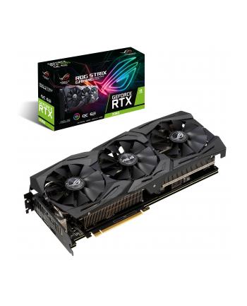 asus Karta graficzna GeForce RTX 2060 OC STRIX 6GB GDDR6 192BIT 2HDMI/2DP