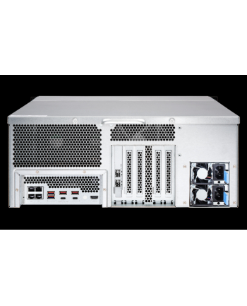 qnap Serwer NAS TVS-2472XU-RP-i5-8G 24x 0HDD 8GB 6x3.0GHz 2xSFP+