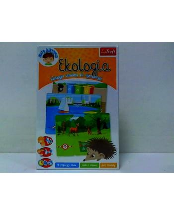 Mały odkrywca Ekologia gra 01737 TREFL