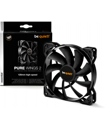 be quiet! Wentylator 120mm Pure Wings 2 h-s BL080
