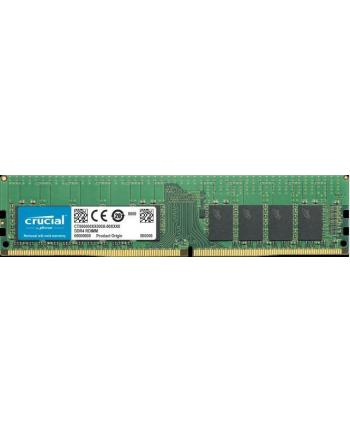 crucial Pamięć serwerowa DDR4  16GB/2933(1*16GB) ECC Reg CL21 RDIMM DRx8