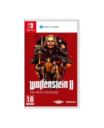 Bethesda SWITCH Wolfenstein II: The New Colossus