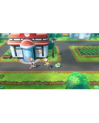 Nintendo SWITCH Pokémon Let's Go Eevee!