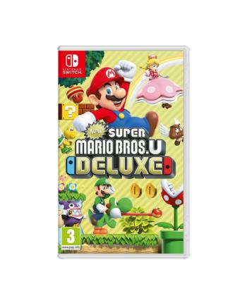 Nintendo SWITCH New Super Mario Bros U Deluxe